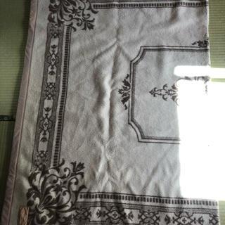 ニシカワ(西川)のニッケ毛布☆シングル用 掛け布団 ウール カシミヤ 毛布(毛布)