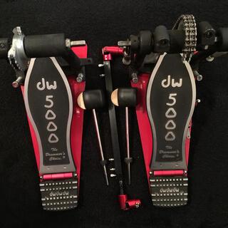 DW5000ツインペダル&ハイハットスタンド(ペダル)