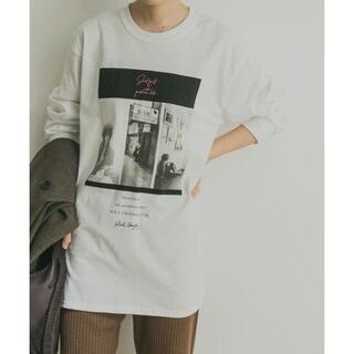 アーバンリサーチ(URBAN RESEARCH)の【WEB限定】PHOTO LONG-SLEEVE T-SHIRTS(Tシャツ(長袖/七分))