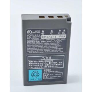 OLYMPUS - オリンパス 純正 バッテリー BLS-5