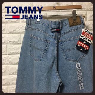 トミーヒルフィガー(TOMMY HILFIGER)の‼️新品未使用‼️ トミージーンズ 32インチ(デニム/ジーンズ)