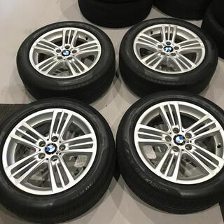 ビーエムダブリュー(BMW)のBMW X3 純正 Mスポーツアルミホイール&タイヤ4本セット ランフラット(タイヤ・ホイールセット)