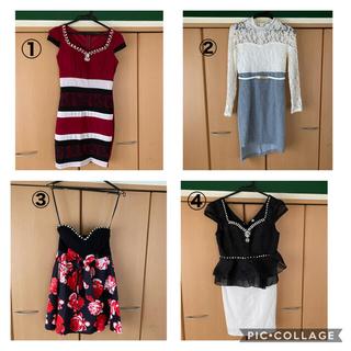 デイジーストア(dazzy store)のキャバドレス ❤まとめ売り(ミニドレス)