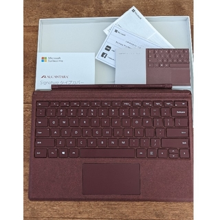 Microsoft - Surface Pro signature type cover 英語配列