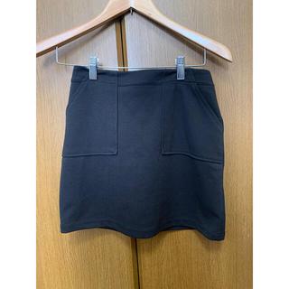 エモダ(EMODA)のEMODA ミニスカート 黒(ミニスカート)