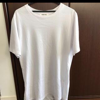 ビューティアンドユースユナイテッドアローズ(BEAUTY&YOUTH UNITED ARROWS)の新品未使用 monkey time Tシャツ SMALL・ホワイト(Tシャツ/カットソー(半袖/袖なし))