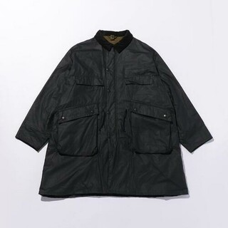新品未使用 20aw KAPTAIN SUNSHINE×Barbour ネイビー