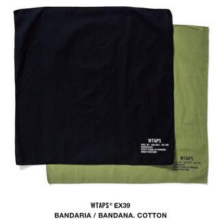 ダブルタップス(W)taps)のWTAPS 19AW BANDARIA(バンダナ/スカーフ)