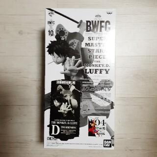 BANDAI - 一番くじ smsp ルフィ太郎 D賞  BWFC