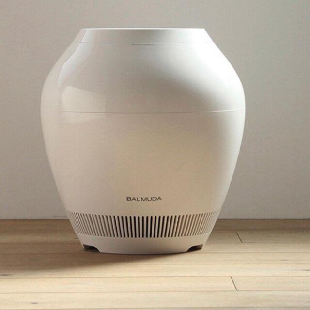 BALMUDA(バルミューダ)のバルミューダ レイン 加湿器 Wi-Fi対応 スマホ/家電/カメラの生活家電(加湿器/除湿機)の商品写真