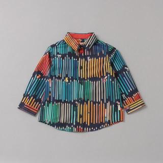 ポールスミス(Paul Smith)のポールスミス新品新作タグ付きペンシル 長袖シャツ90cm(Tシャツ/カットソー)