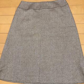 インディヴィ(INDIVI)のINDIVI インディヴィ 膝丈スカート 38 (ひざ丈スカート)