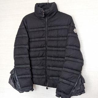 MONCLER - モンクレール 袖フリル ダウンコート ジャケット