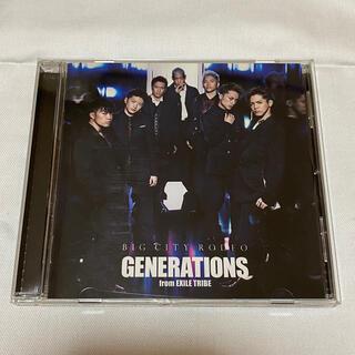 ジェネレーションズ(GENERATIONS)のBIG CITY RODEO(ポップス/ロック(邦楽))