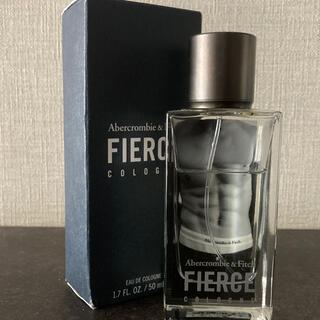アバクロンビーアンドフィッチ(Abercrombie&Fitch)のアバクロンビー&フィッチ フィアース 正規品 50ml(香水(男性用))