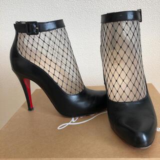 Christian Louboutin - クリスチャンルブタン ブーツ 黒