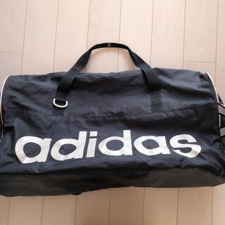 アディダス(adidas)のアディダスボストンバッグ ブラック(ボストンバッグ)