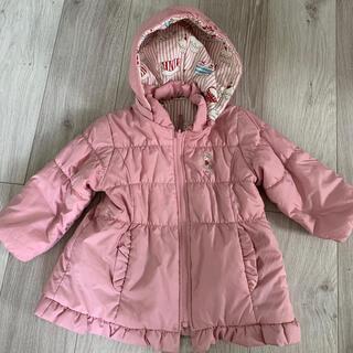ニットプランナー(KP)のkp ニットプランナー中綿リバーシブルコート 90サイズ(ジャケット/上着)