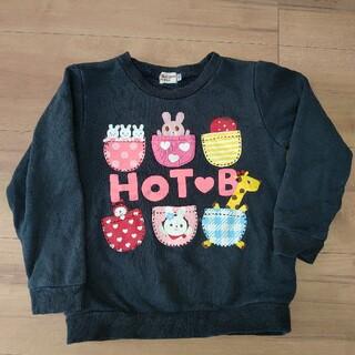 ホットビスケッツ(HOT BISCUITS)のミキハウス ホットビスケッツ 110 トレーナー(Tシャツ/カットソー)