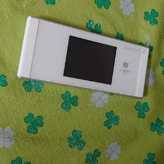 au - au Speed Wi-Fi NEXT W05 UQ WiMAX2+