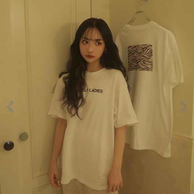 Bubbles(バブルス)の【専用】MELT THE LADY  レディースのトップス(Tシャツ(半袖/袖なし))の商品写真