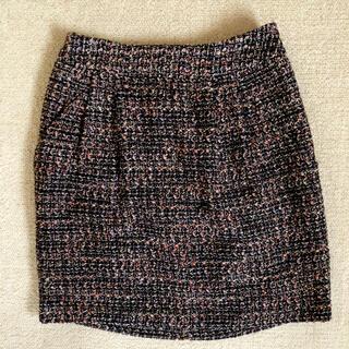 ロペピクニック(Rope' Picnic)のROPE' PICNIC  ツイードスカート ミニスカート(ミニスカート)
