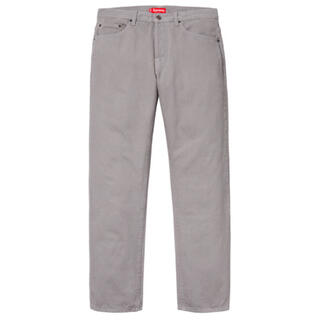 Supreme - Supreme 20FW Washed Regular Jean