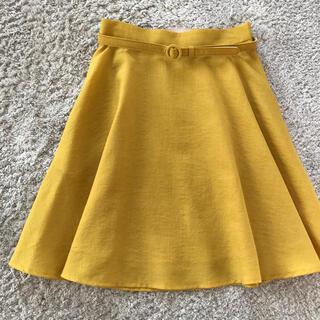 ヴィス(ViS)のビス 新品フレアスカート Sサイズ(ひざ丈スカート)