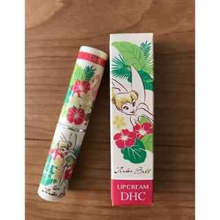 ディーエイチシー(DHC)の新品未使用 DHC 薬用リップクリーム ティンカーベル(その他)