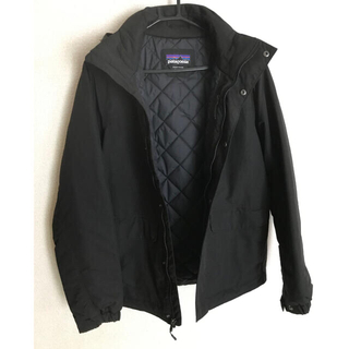 patagonia - Patagoniaパタゴニア美品イスマスジャケット黒