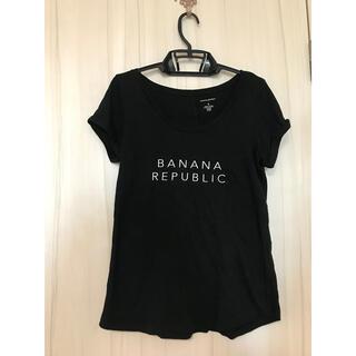 Banana Republic - banana republic 黒 タンクトップ