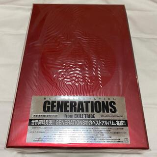 ジェネレーションズ(GENERATIONS)のBEST GENERATION(ポップス/ロック(邦楽))