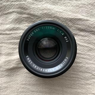 富士フイルム - xf35mm f1.4 R FUJIFILM FUJINON 単焦点レンズ