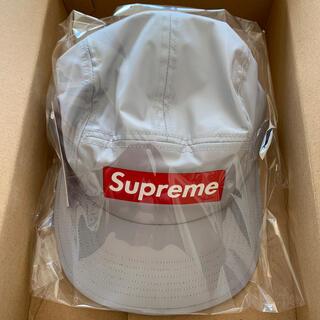 シュプリーム(Supreme)のsupreme Inset Logo Camp Cap GLAY(キャップ)