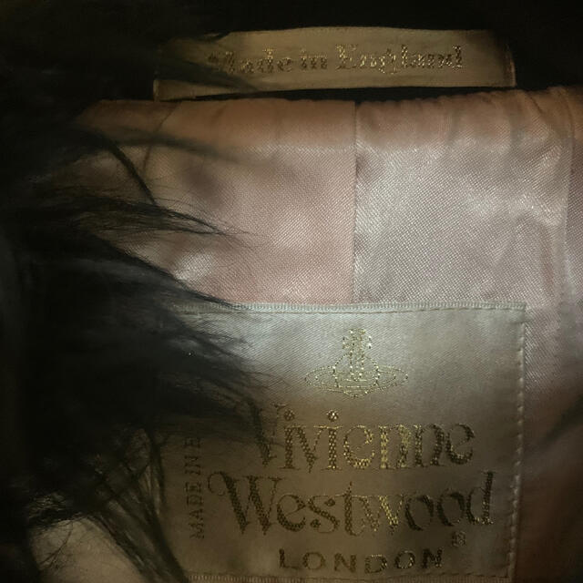 Vivienne Westwood(ヴィヴィアンウエストウッド)のラクマさん様 専用お取り置き レディースのジャケット/アウター(毛皮/ファーコート)の商品写真