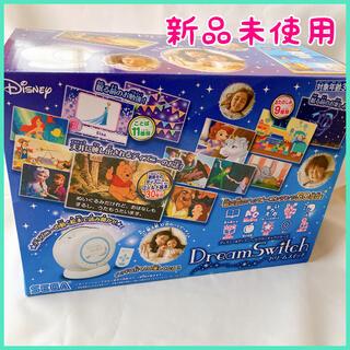Disney - 新品未使用☆ディズニー ドリームスイッチ 専用SDカード付 クリスマスプレゼント