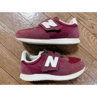 New Balance - ニューバランス キッズシューズ 18cm