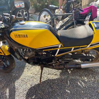 ヤマハ(ヤマハ)のRZ250r(車体)