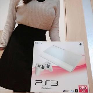 PlayStation3 - PlayStation3 ホワイト 250G CECH-4200B プレステ3
