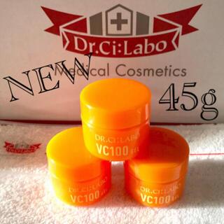 Dr.Ci Labo - ドクターシーラボVC100ゲル(ビタミンC配合多機能保湿ゲル)15g3点 45g