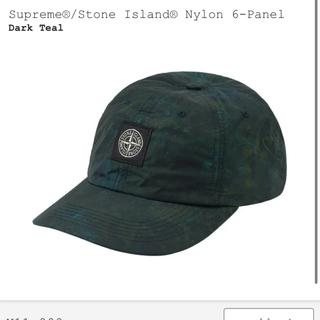 Supreme - supreme stone island nylon 6-panel