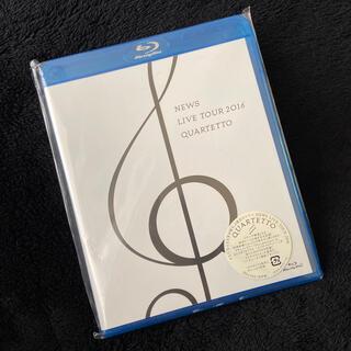 ニュース(NEWS)のNEWS LIVE TOUR 2016 QUARTETTO Blu-ray(ミュージック)