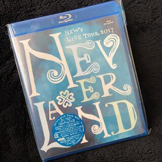 ニュース(NEWS)のNEWS LIVE TOUR 2017 NEVERLAND Blu-ray(ミュージック)