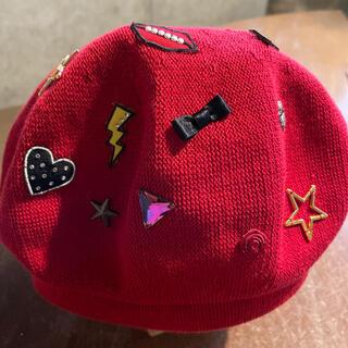 アナスイ(ANNA SUI)のANNA SUI ベレー帽(ハンチング/ベレー帽)