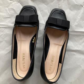 BARCLAY - 靴 黒 BARCLAY サイズ23