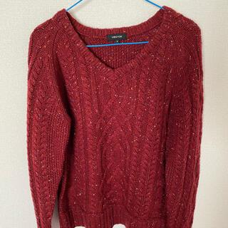 ビブジョー(VIBGYOR)のセーター vibgyor(ニット/セーター)
