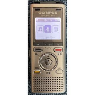 オリンパス(OLYMPUS)のOLYMPUS ICレコーダー VoiceTrek 2GB MicroSD対応 (ポータブルプレーヤー)