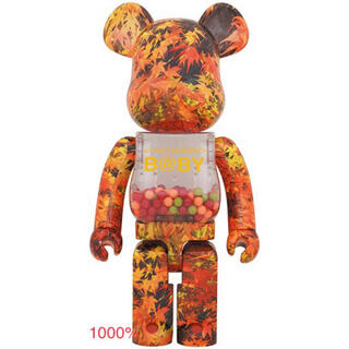 メディコムトイ(MEDICOM TOY)の1000% MY FIRST BE@RBRICK B@BY AUTUMN(フィギュア)