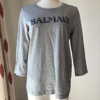 バルマン(BALMAIN)のバルマン 長袖Tシャツ 9号(Tシャツ/カットソー(七分/長袖))