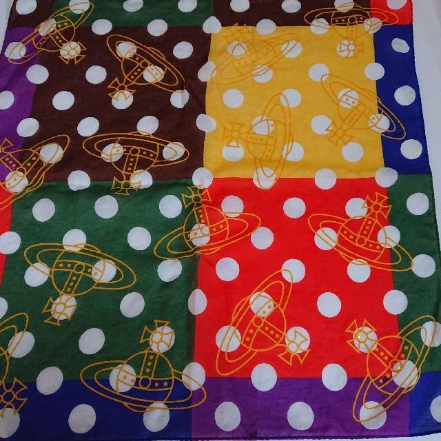 Vivienne Westwood(ヴィヴィアンウエストウッド)のVivienneWestWood ハンカチまとめ売り レディースのファッション小物(ハンカチ)の商品写真